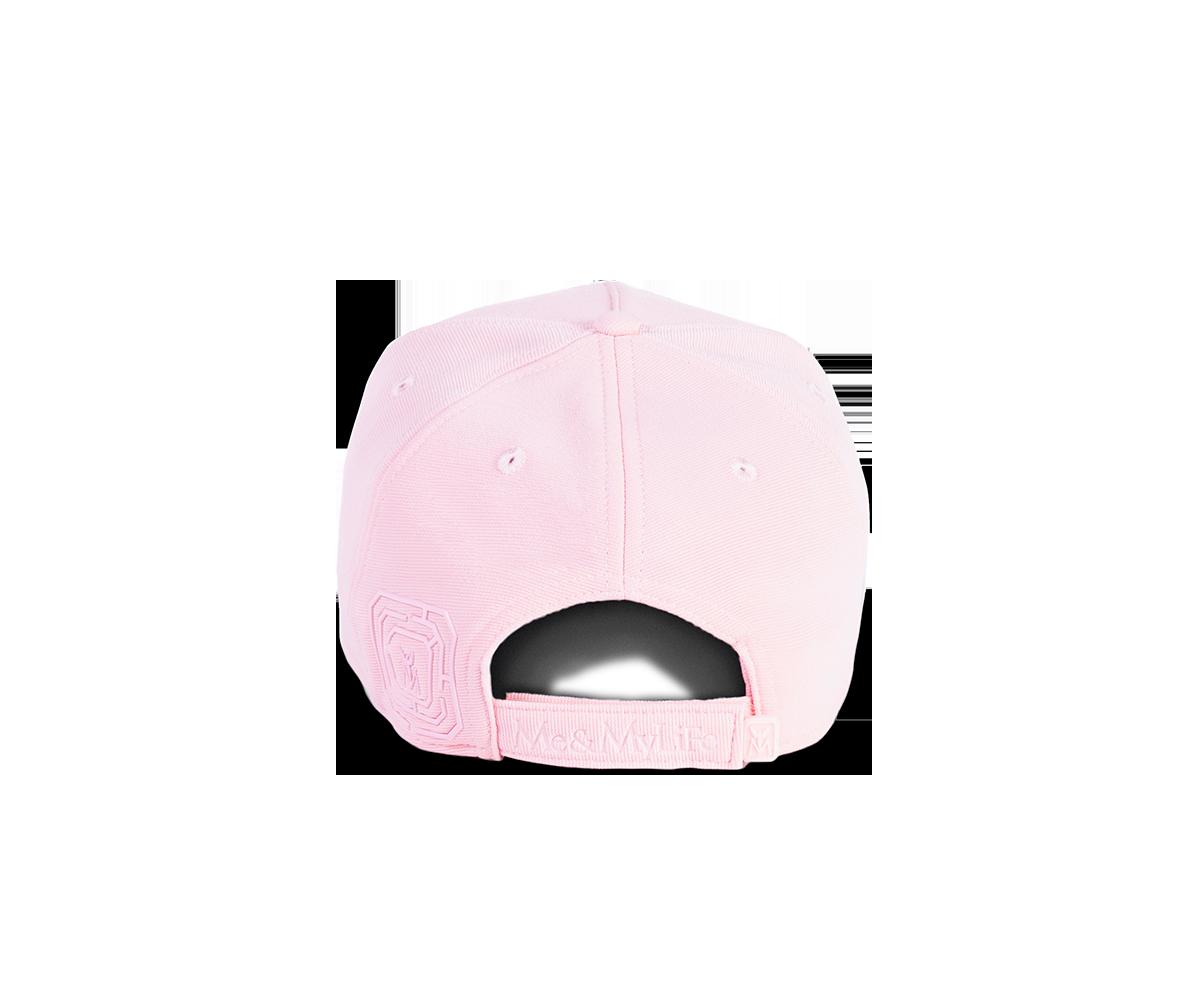 Gorra Snapback Rosa Colección I LOVE ME - Edición Limitada 200