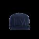 Gorra Snapback Azul Oscuro Colección I LOVE ME - Edición Limitada 200