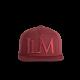 Gorra Snapback Roja Colección I LOVE ME - Edición Limitada 200