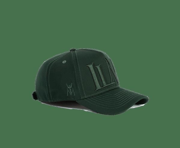 Comprar Gorra Baseball  Verde Oscuro Colección I LOVE ME - Edición Limitada 200
