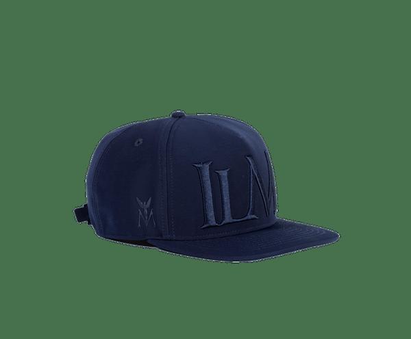 Comprar Gorra Snapback Azul Oscuro Colección I LOVE ME - Edición Limitada 200