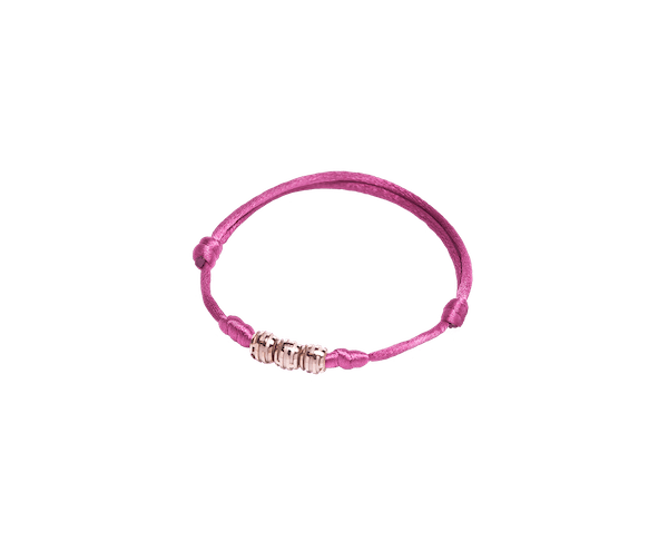 MAZE Bracelet Lavender Cord