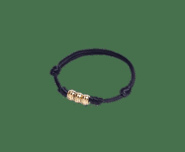 MAZE Bracelet Black Cord