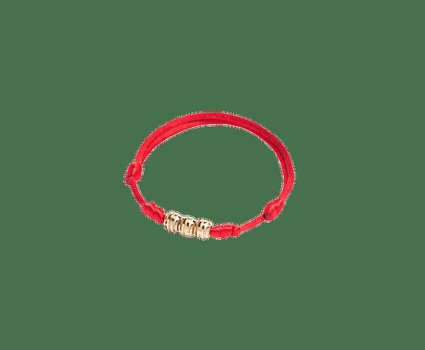 MAZE Bracelet Red Cord